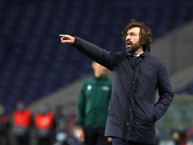 Pirlo disappointed with Porto loss; gives update on injured players