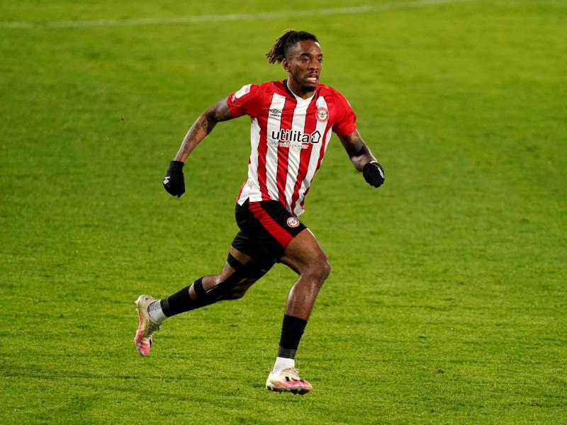 Leicester City tipped to sign Brentford striker Toney