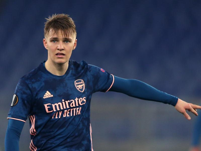 TEAM NEWS: Odegaard, Aubameyang start, Partey benched against Benfica