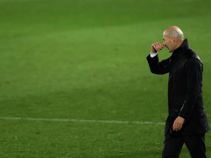 Zidane in no hurry to return to management