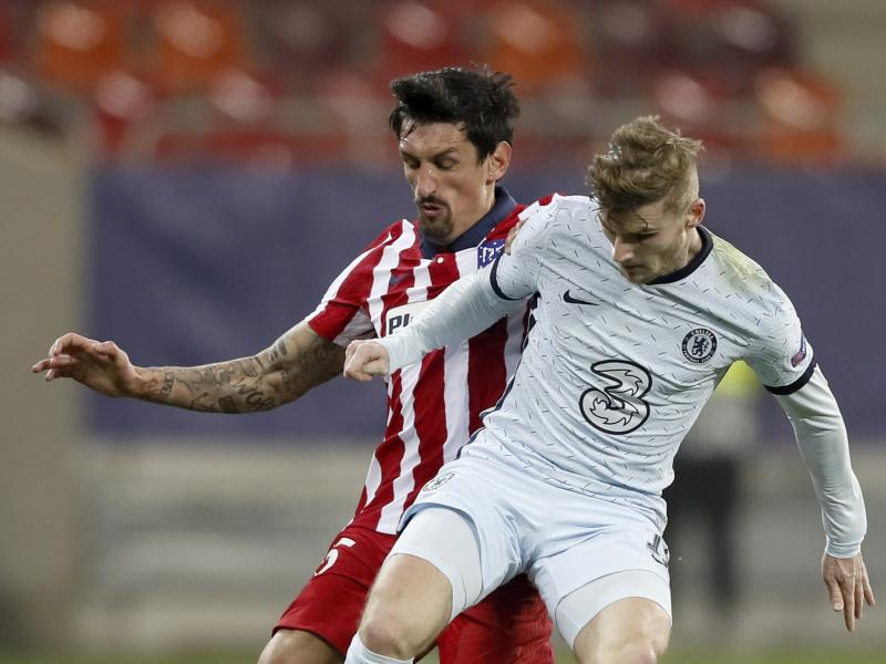 Timo Werner likened to Arsenal flop after Chelsea victory over Atletico Madrid