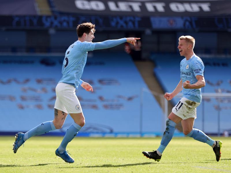 Man City 2-1 West Ham: The Cityzens seal 20th win in a row