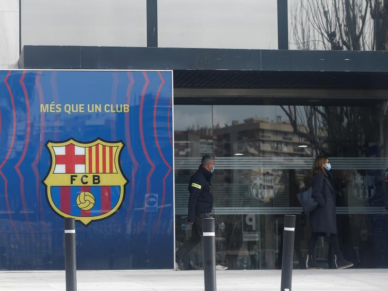 🇪🇸 Breaking: Barcelona offcials arrested during club office search