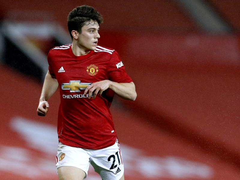 Leicester City set to raid Man United for Daniel James