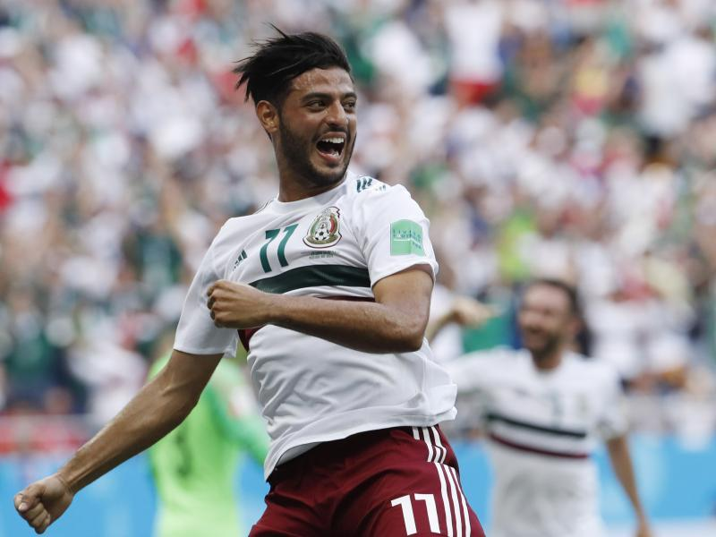 🏔 Carlos Vela's colourful career journey