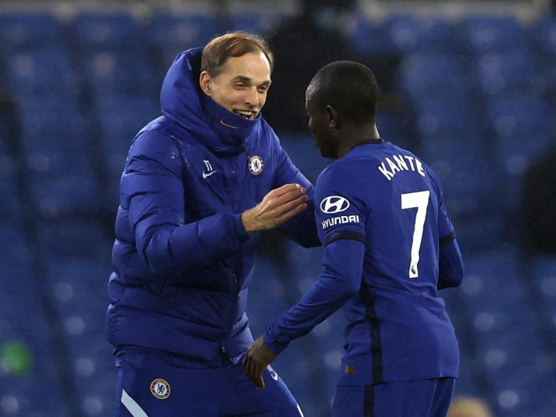 N'Golo Kante reveals why he snubbed Tuchel at PSG