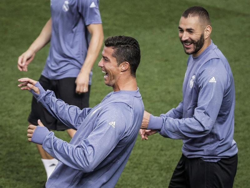 Benzema: I was very happy with Cristiano