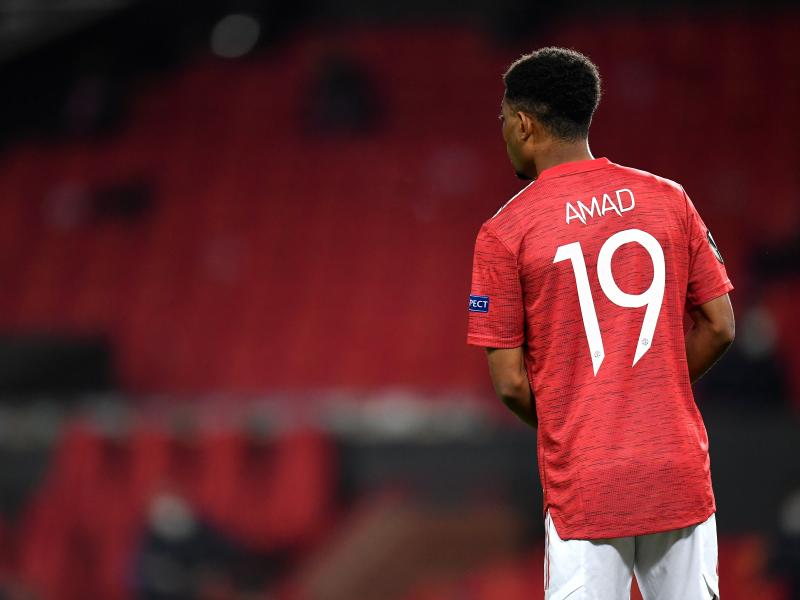 Solskjaer explains why Amad Diallo did not come on vs Crystal Palace