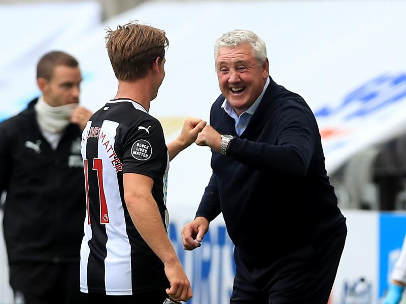 Matt Ritchie says sorry after bust-up with manager Steve Bruce