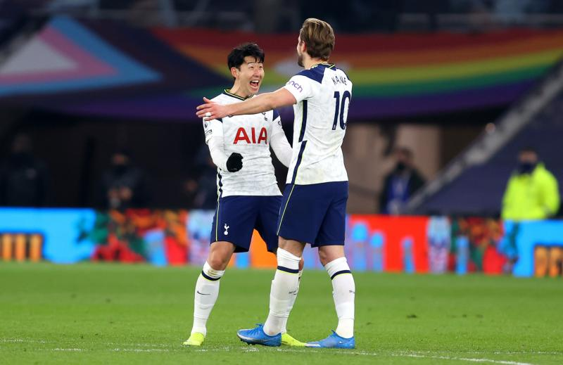 🤝 Kane and Son set new Premier league record