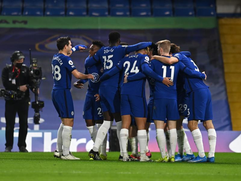 Confirmed: Chelsea's Champions League traveling squad