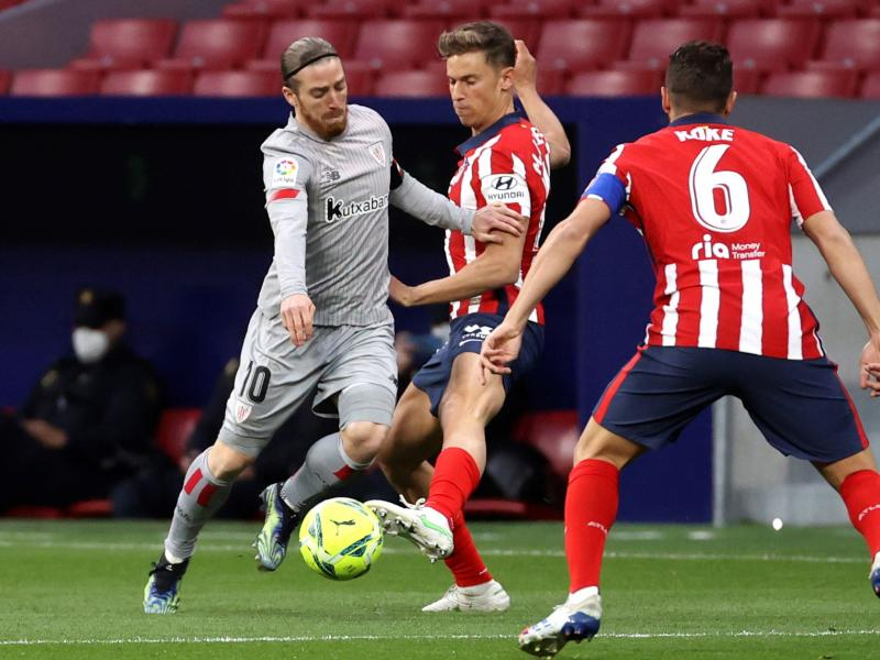 Atletico Madrid come from behind to stun Athletic Bilbao