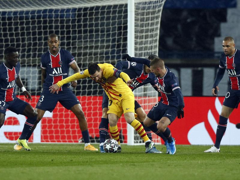PSG 1-1 Barcelona (AGG 5-2) : Catalans fail to reach the CL quarters for the first time in 14 years