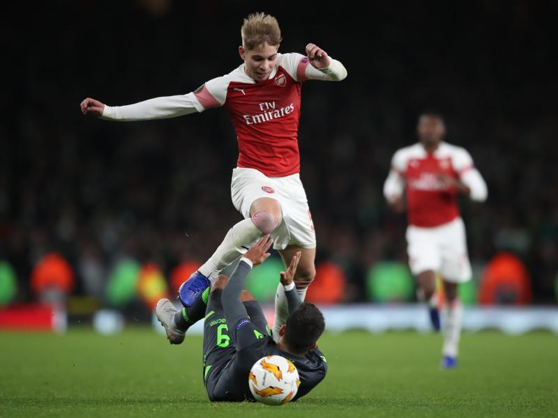 Aston Villa interested in Arsenal youngster Smith Rowe
