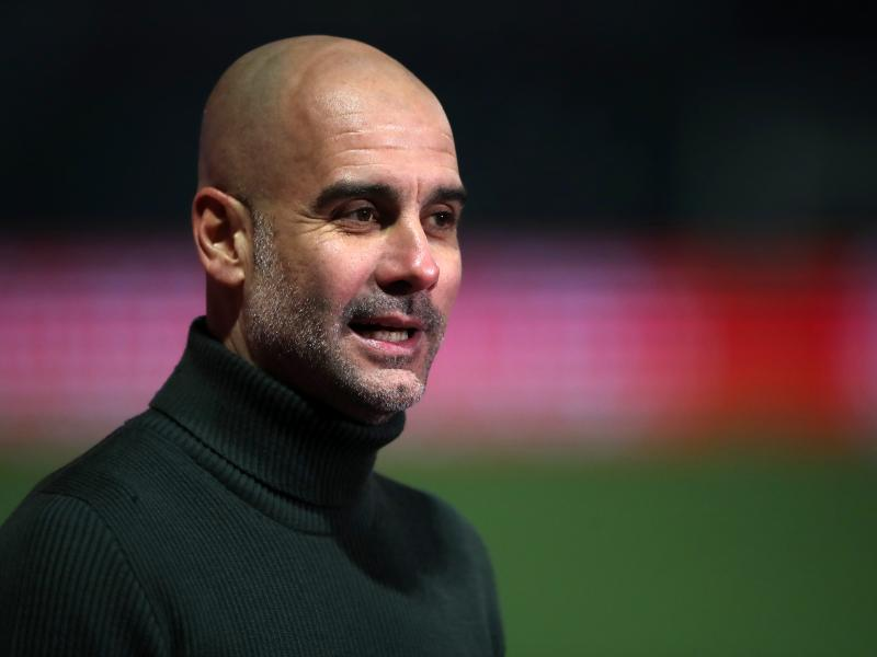 Guardiola hails his team's second-half masterclass against PSG