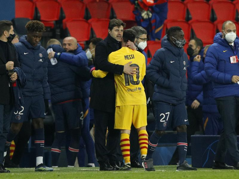 PSG gives up on Lionel Messi chase