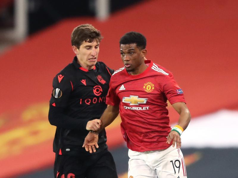 🇨🇮 Amad Diallo on the gift he offers Man United