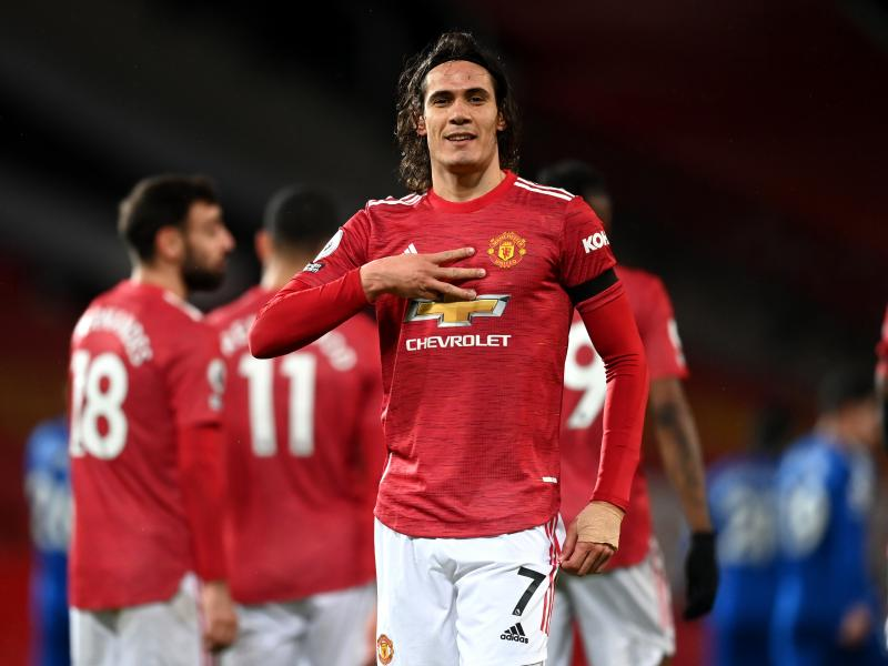 Solskjaer wants Cavani to stay at Man United beyond this summer
