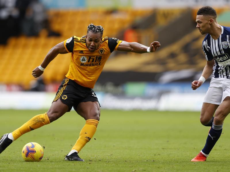 Wolves ready to sell Adama Traore in the summer