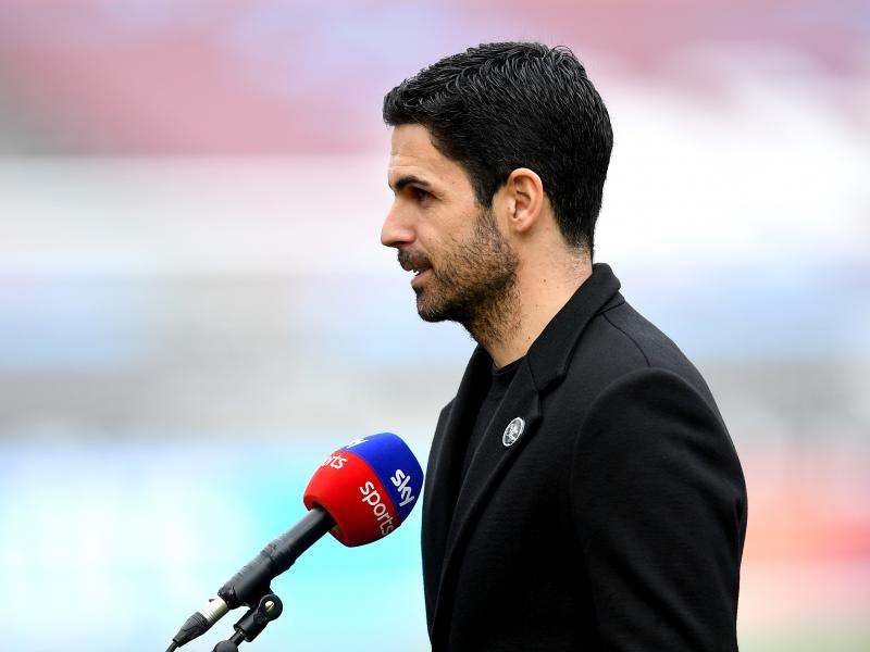 🇪🇸 Arteta on what the chairman told him about the Super League