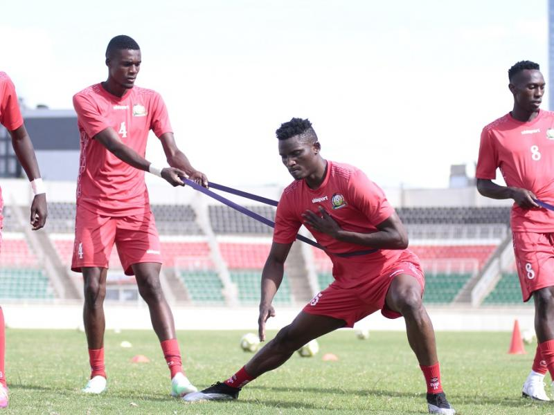 Michael Olunga among four Harambee Stars players to test positive for COVID-19