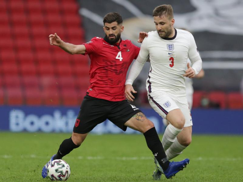 Luke Shaw reveals his regret with England national team