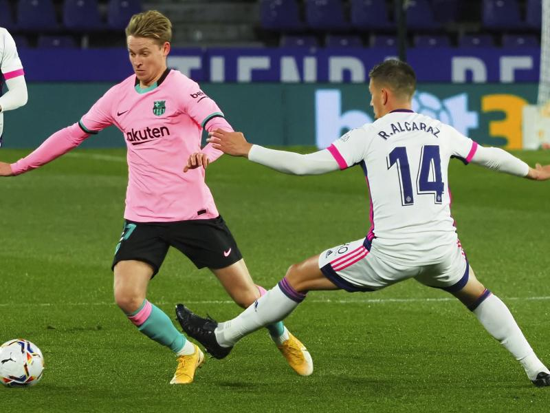 Where to place your bets when Barca play Real Valladolid on Monday night