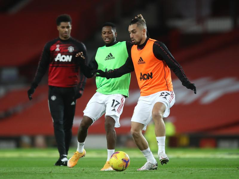 Telles hoping for a chance in Cup game against West Ham
