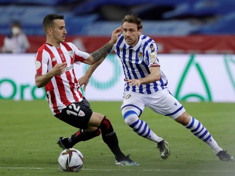 Best bet to place on Real Sociedad vs Athletic Bilbao tonight