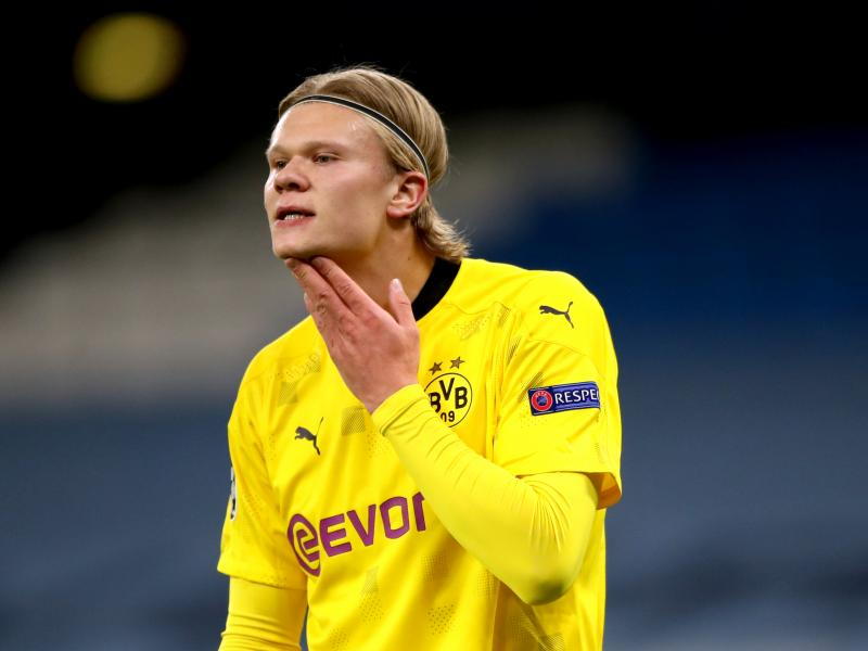 Sky Germany: Chelsea leaving no stone unturned in Haaland chase