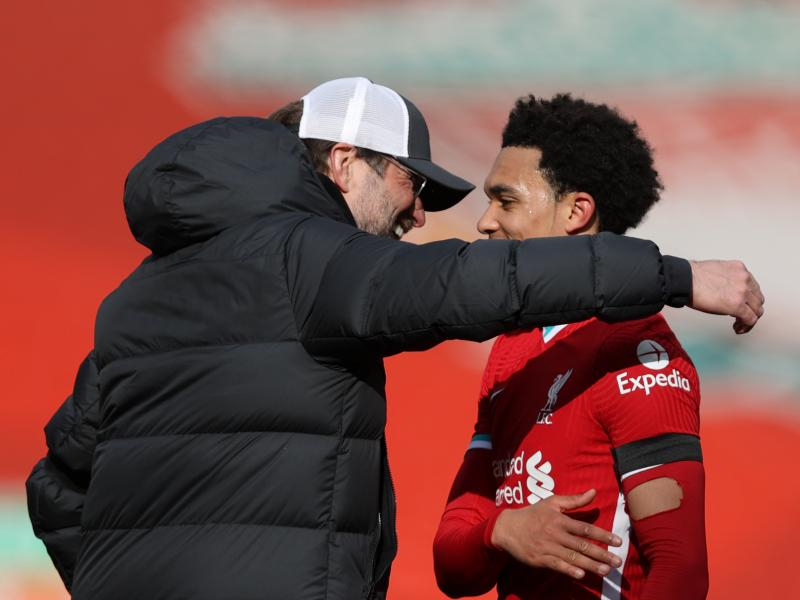Trent Alexander-Arnold signs new long-term contract with Liverpool