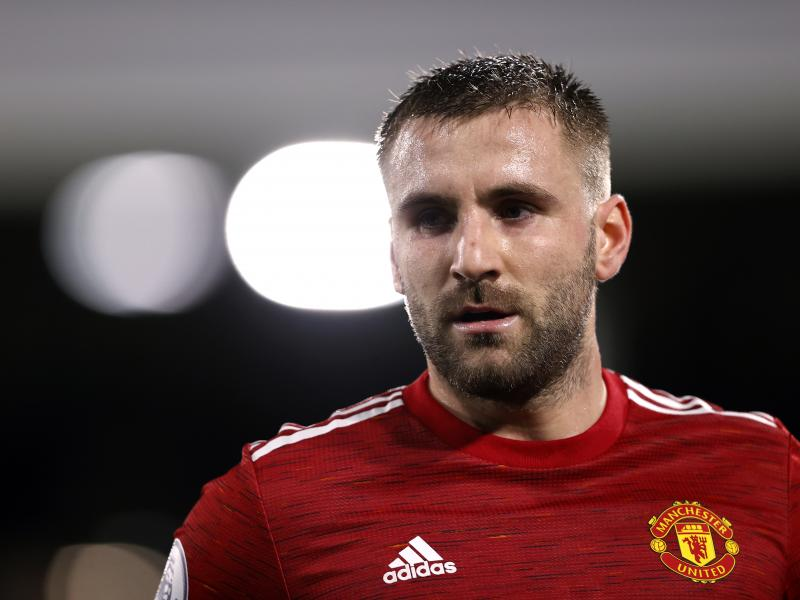 🏴 Luke Shaw names former Arsenal and Chelsea star as the best ever left-back