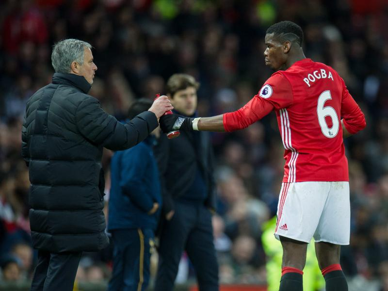 Jose Mourinho hits back at Paul Pogba's comments