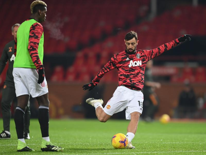 Paul Pogba: It is a joy to play with Bruno Fernandes