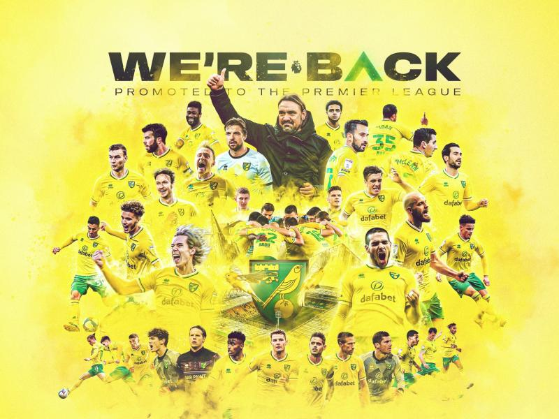 JUST IN: Norwich City return to the Premier League