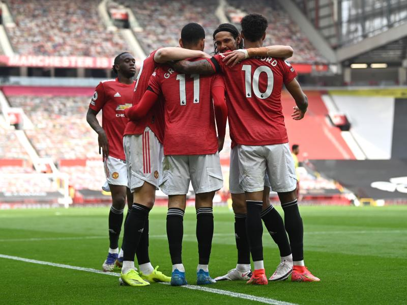 Mason Greenwood inspires Man United to home win over stubborn Burnley