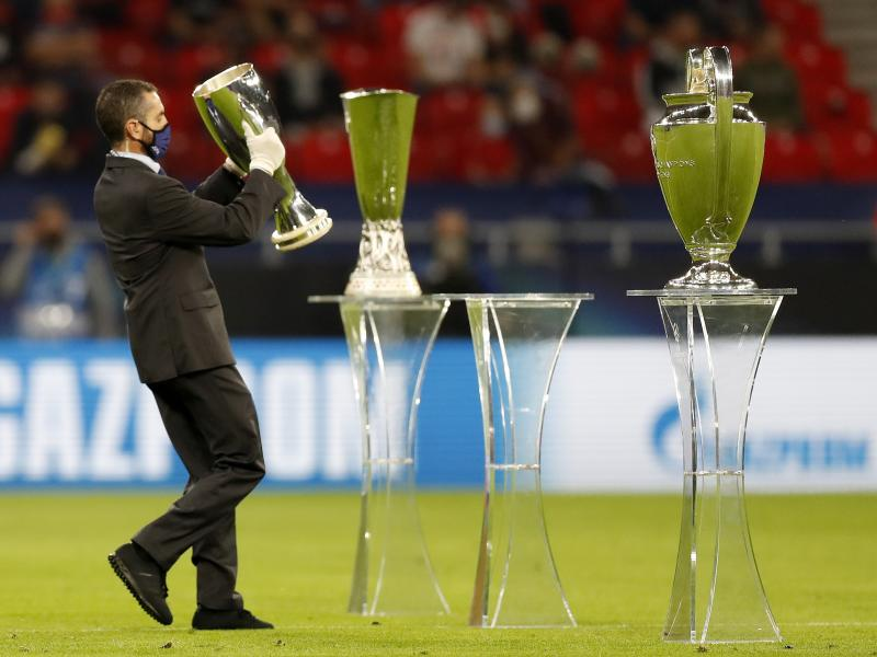 UEFA and top leagues set to ban clubs that will join European Super League