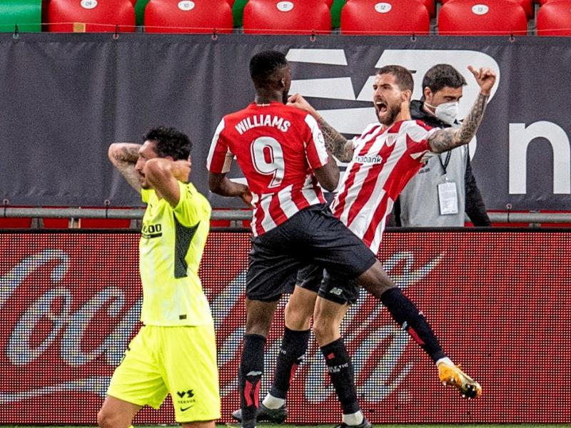 European Roundup: Atletico Madrid falls to Bilbao to blow Laliga tittle race wide open
