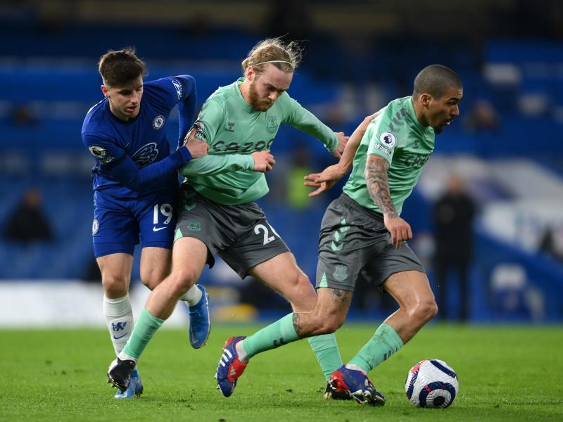 Allan: I want to stay at Everton for a longer period