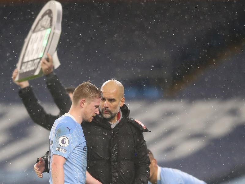 TEAM NEWS: Manchester City vs Paris Saint-Germain, Mbappe starts from the bench