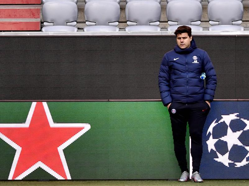 Pochettino: We didn't match Man City in the second-half