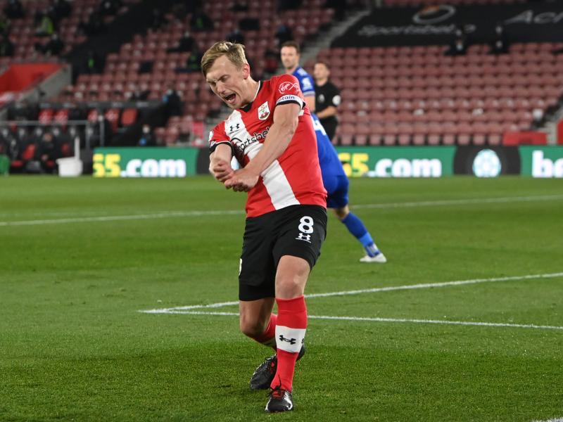 Southampton 1-1 Leicester City: 10-men Saints tame the Foxes at St. Mary's
