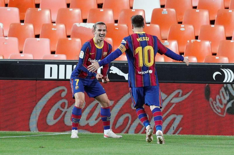 Messi on course to win another Pichichi trophy