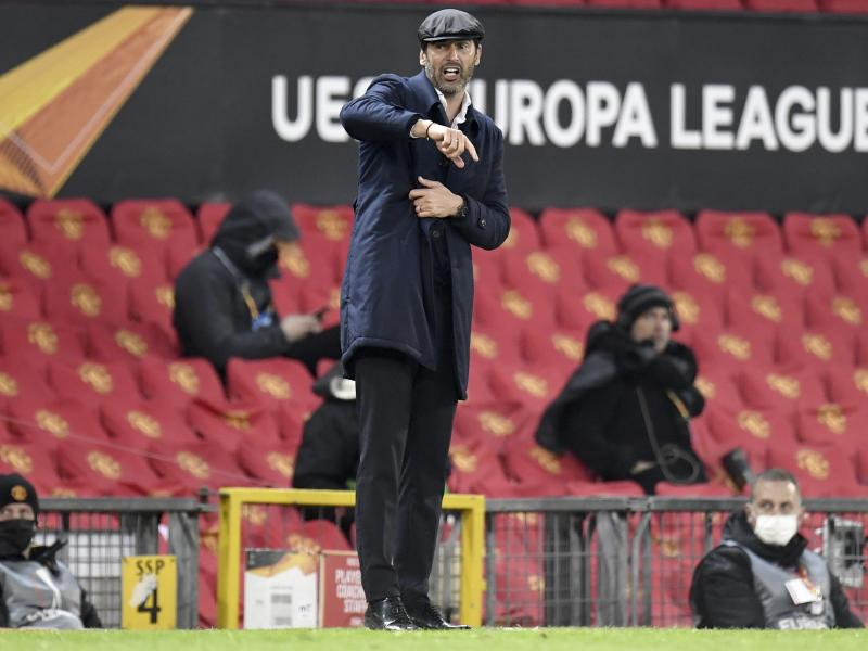 BREAKING: AS Roma confirm manager Paulo Fonseca will leave end of the season