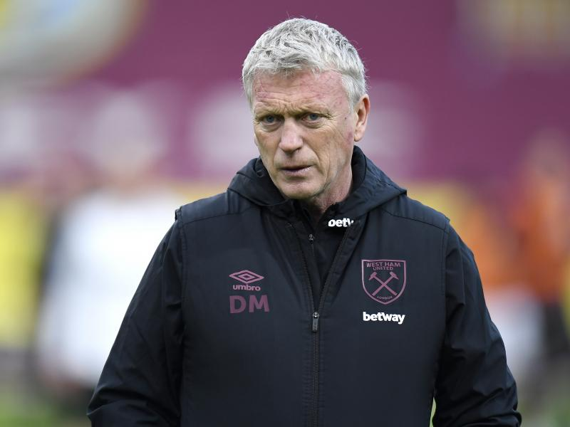 David Moyes hopeful Hammers can sneak into the Champions League