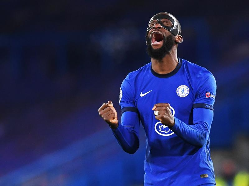 Rudiger decides against new Chelsea contract