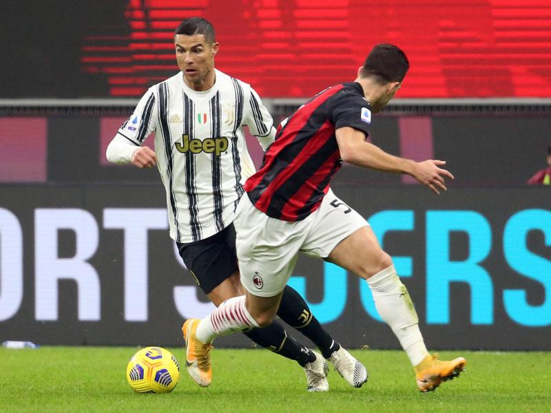Juventus vs AC Milan: Back both teams to score as the race for a UCL spot heats up