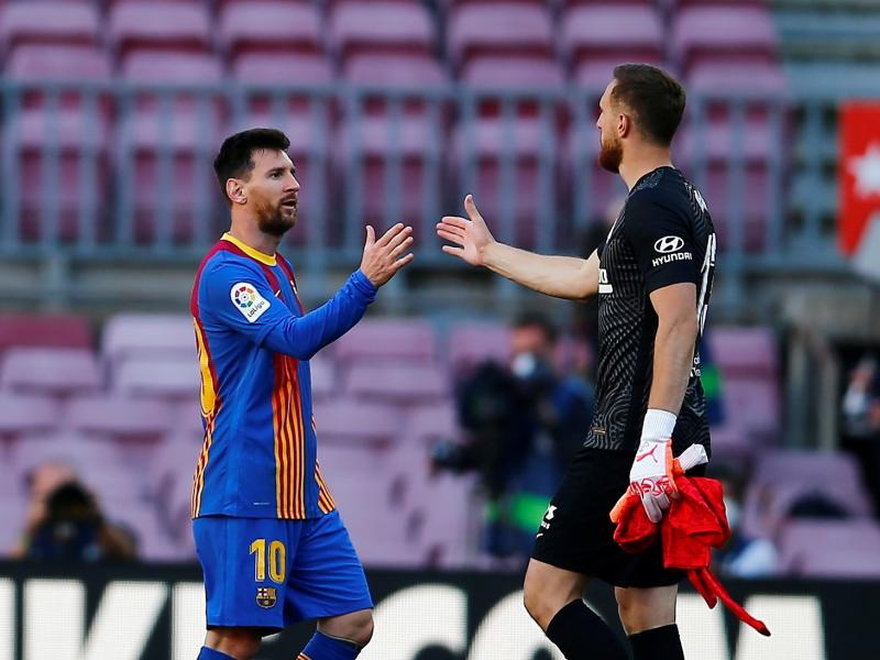 LaLiga: Stalemate between Atletico and Barca hands advantage to Real Madrid