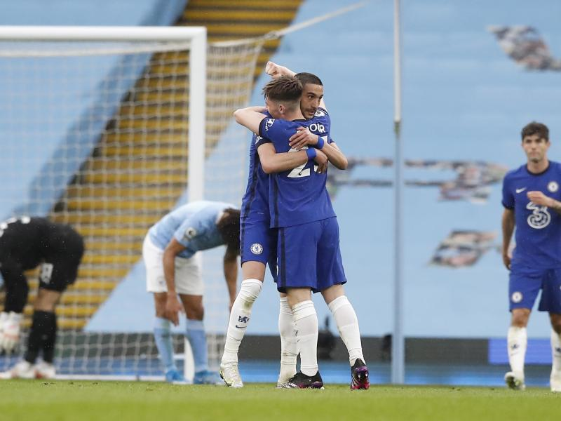 Man City 1-2 Chelsea: Alonso steals it late for the Blues who move to third on the log