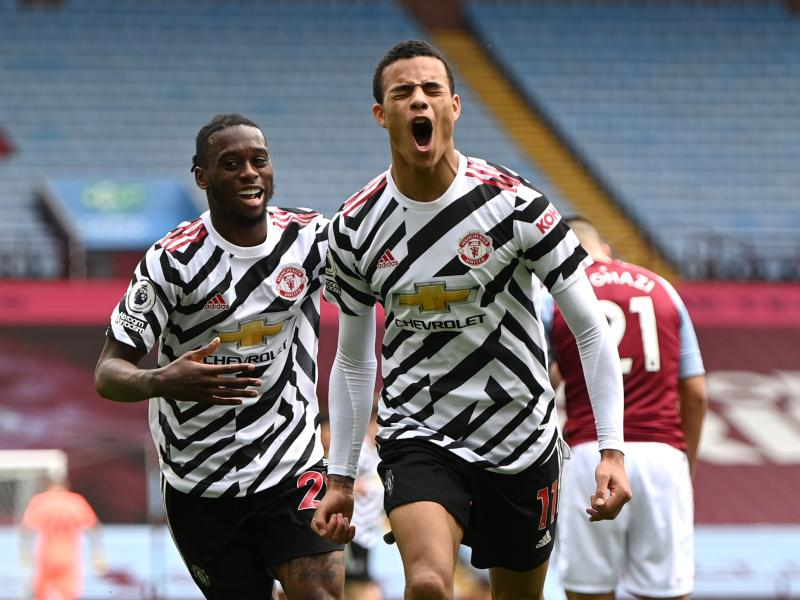 Aston Villa 1-3 Man United: The Red Devils mount another comeback to ensure a top-four finish